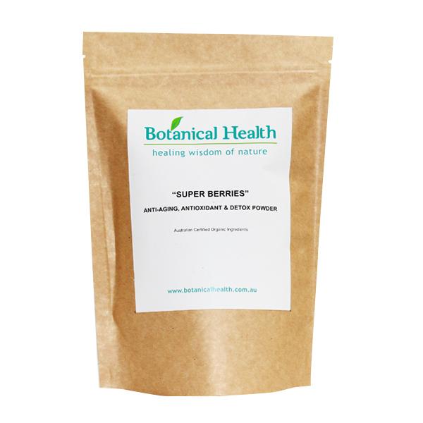 Super Berries Anti Aging Antioxidant Amp Detox Powder
